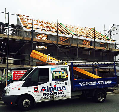 Alpine Roofing Services In Swansea